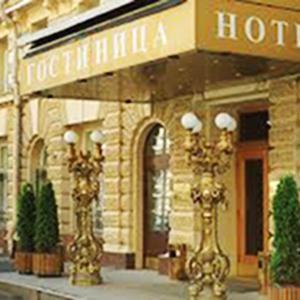 Гостиницы Удомли