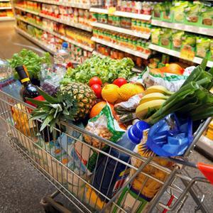 Магазины продуктов Удомли