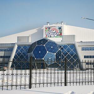 Спортивные комплексы Удомли